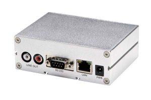 IP Audio Decoder