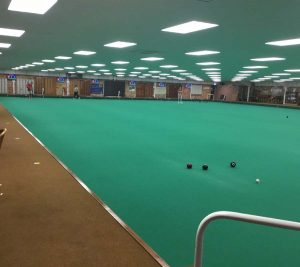 bowling audio system installation