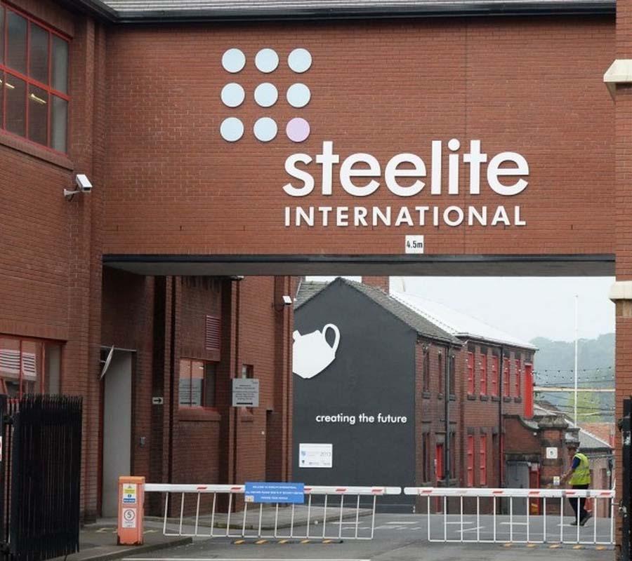 factory audio system - steelite