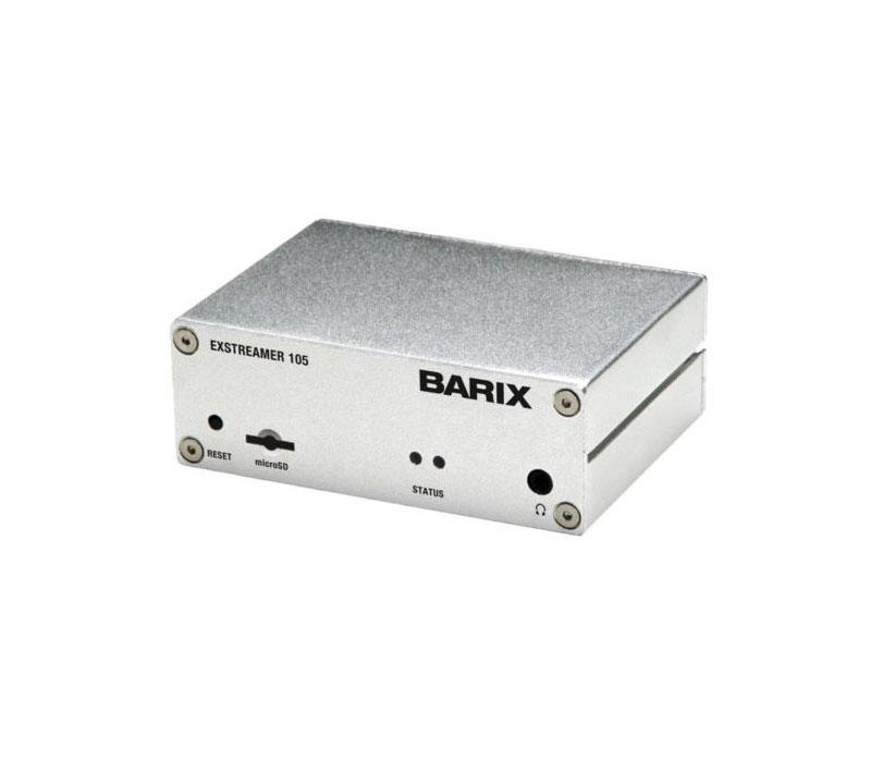 Barix exstreamer 105 IP audio decoder