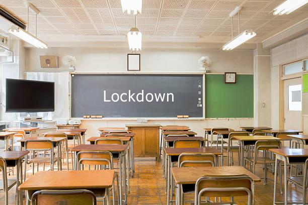 school lockdown system